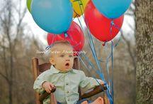 Mason's Birthday Party Ideas / by Alaina Hennington Yates