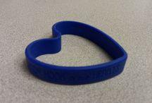 Wristband Art / Beautiful wristbands from cool customers. / by Reminderband