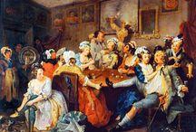 Rococo ~ William Hogarth