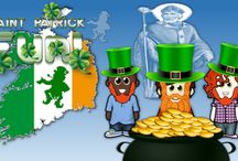 St Patrick's Day Activities / Activities for young learners on St Patrick's Day