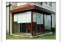 glass balkony & Cam Balkon