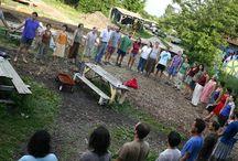 Creating Intentional Community : working toward a possiblitiy