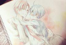 "Karmagisa / "" Nagisa... I Love You... """