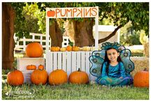 Pumpkin mini session