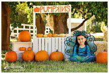 Pumpkin mini session