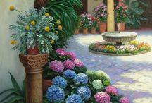jardines oleo