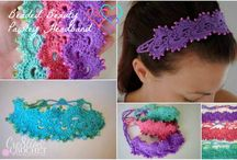 Crochet:  Headbands