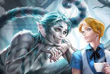Alice inn Wonderland