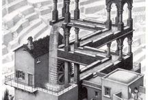 MC Escher favorites / by Nancy Violette
