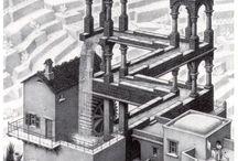 MC Escher favorites / by Nancy Violette