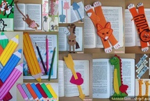 Crochet bookmarks / by mari sjöqvist