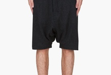 Pant and shorts
