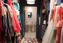 Closets / by Ashley @ A {Blonde's} DIY Life