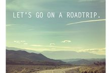 Roadtripping / by April Dawn Forsythe