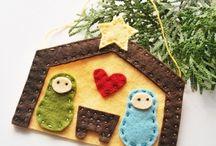 She's Crafty - homemade Christmas / by Christi Bradley