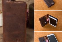 iPhone 7 Series Leather Wallet Case