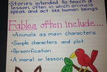 3rd Grade Narrative Fiction Reading Lessons / Teaching students how to read Narrative Fiction
