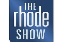The Rhode Show / Behind the scenes at the Rhode Show!  Angela Moore gives a sneak peek of the fashions that will be showed at the Fashion Show and Champagne Brunch at Rosecliff in #NewportRI on Thursday, July 17, 2014.