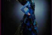 Peacocks / by Rosemarie Richard