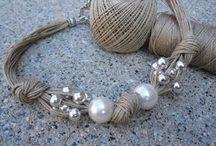 provázkové šperky