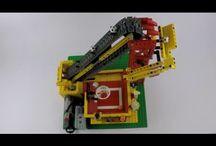 Lego GBC / Lego Great Ball Contraption