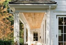 Porch / Balcony / Roof Terrace / The additional beauty that a porch / balcony or roof terrace can bring to your home