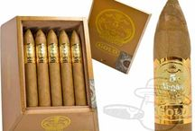 Cigars // 5 Vegas / Click through to our site for even more options on shapes and wrappers.