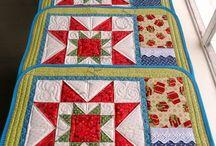 Trabalhos! / Artes, artesanatos, patchwork.