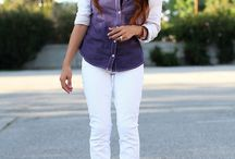 Style: purple shades / Things that inspire me to get dressed! In this board you will find inspiration on how to pair and style different shades of purple.