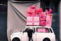 pink / by Kimberly Tate