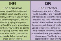 personality: INFJ.