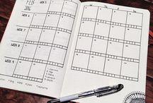 Planilhas/Calendários