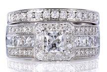Wedding Rings / by Tori Farmer