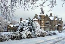 L'Ecosse sous la neige
