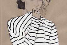Fashion illustration / by Magdalena Pankiewicz