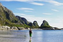 Norsko / Tips for trips in the south area of the Nordland...