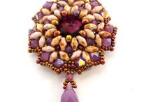 Beaded jewellery tutorials / Beaded jewellery tutorials