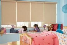 Designer Roller Shades / Designer fabrics keep harmful UV rays at bay. Our Designer Roller Shades combine the ease and simplicity of a roller shade with hundreds of fabric choices—sheers to opaques, and floral patterns to traditional solid colors.