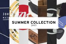 2015 Summer Collection / The new Summer Collection. Releasing July 17th in the Store: http://johnmayer.shop.musictoday.com/