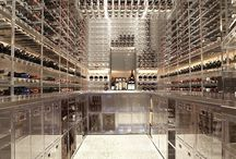 cool wine cellars / great inspiration for that DIY project!