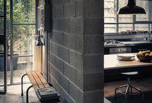 Construcciones con bloques de cemento