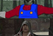 assassin's creed funny :-P
