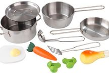 Toys & Games - Kitchen Sets & Play Food