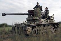 Models AFV Military