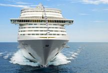 Mediterranean Cruise Inspiration / Travel and cruise the Mediterrnean: Barcelona, Marseille, Genoa, Naples, Messina, Tunis