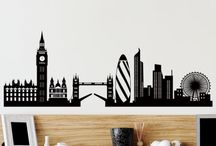 Cities / Kakshyaachitra - Manufacturers and dealers of wall decals in India