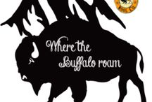 #WhereTheBuffaloRoam contest / a fun summer contest to show #Where the buffalo roam; contest page at www.thebuffalowoolco.com
