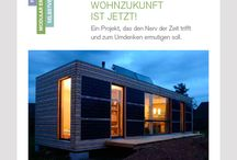 Modern houses / Perspectives
