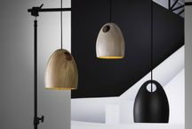 Oak / Oak is a solid FSC timber pendant light. Each light shade is hand crafted and defined by the grain of the oak selected.