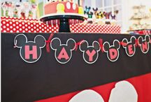 Shane's Birthday Party / Ideas for Shanes 2nd bday party